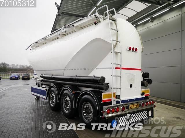 Ardor SVM/6.7/39 3 axles 39.000 Ltr Cement Silo Liftachs
