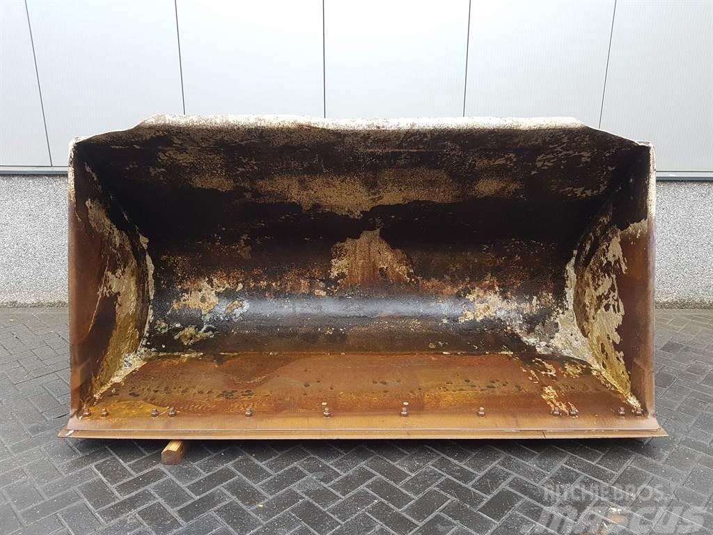 Komatsu WA 320-5H - 2,70 mtr - Bucket/Schaufel/Dichte bak