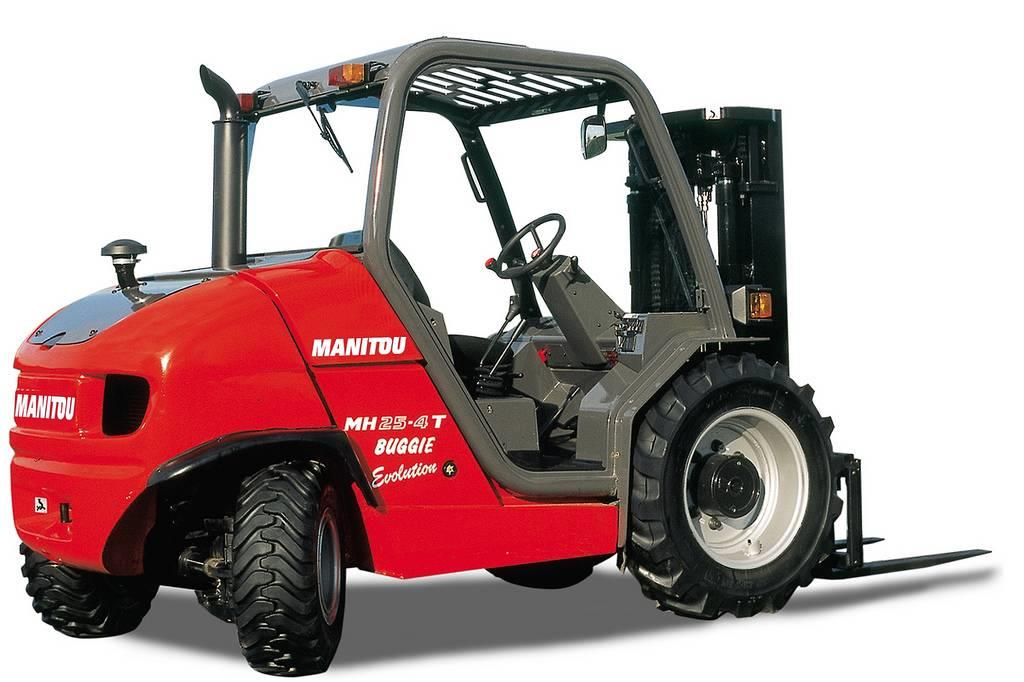 Manitou MH 25.4 T