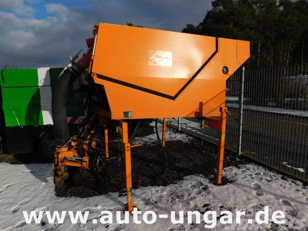 Kiefer Boki Kehrmaschinenaufbau 1800H Multicar Kehrmaschi