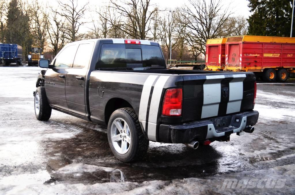 used dodge ram 1500 5 7 hemi 4x4 for spare parts cars year 2012 for sale mascus usa. Black Bedroom Furniture Sets. Home Design Ideas