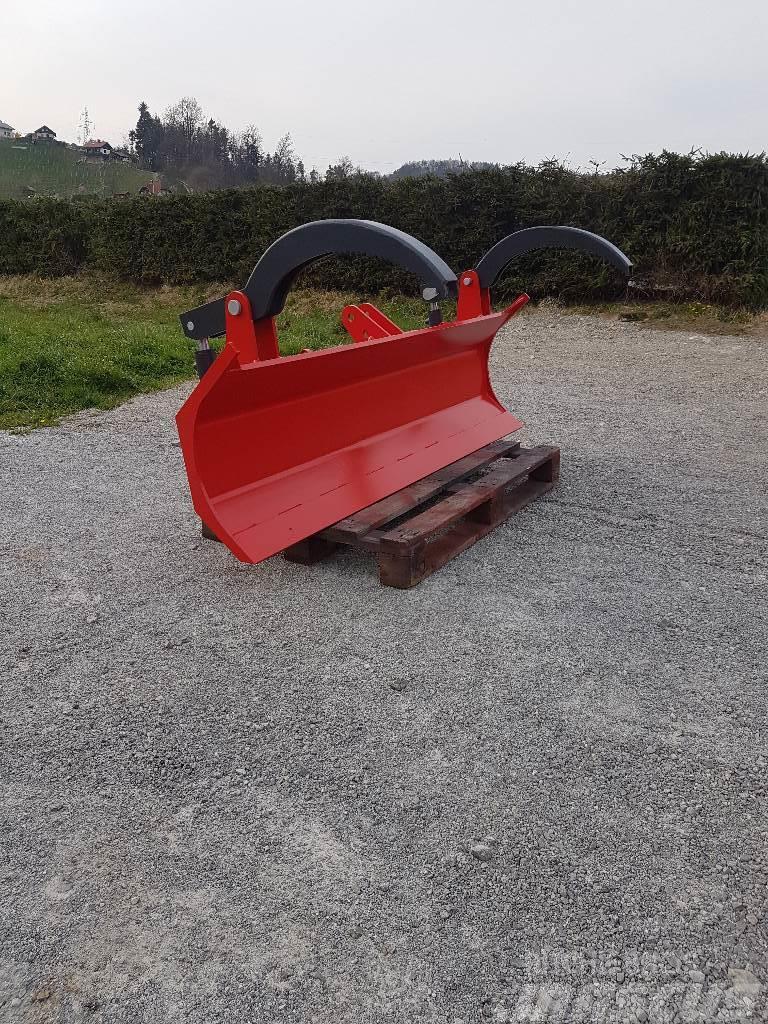 [Other] AGV - R rampirna deska - Clamp ramp blade - Rampen