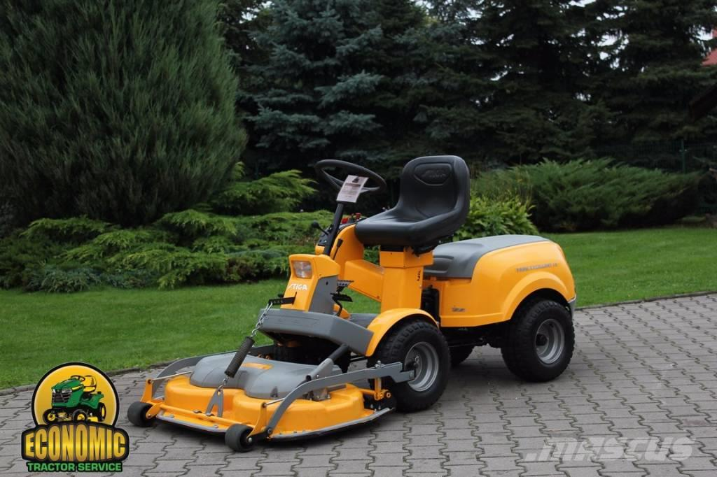 used traktorek kosiarka rasentraktor rasenm her stiga p mounted and trailed mowers year 2006. Black Bedroom Furniture Sets. Home Design Ideas