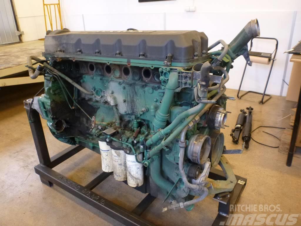 Motor Volvo Fm D11c 450 Til Salg Pris Kr Rgang