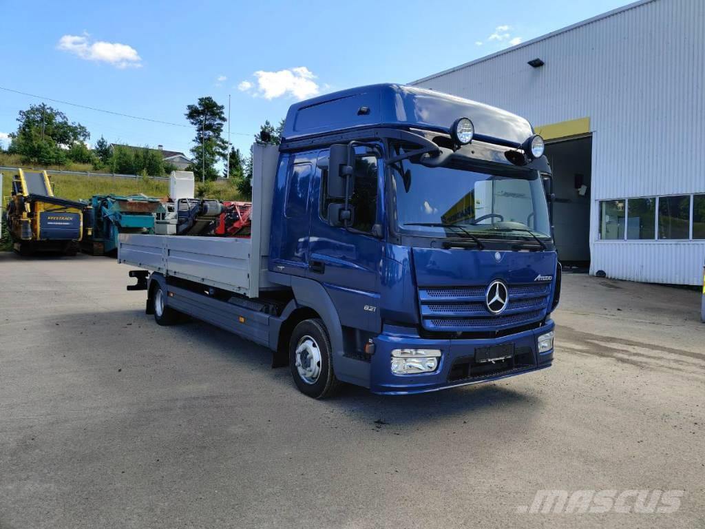 Mercedes-Benz Atego 4x2 flat bed