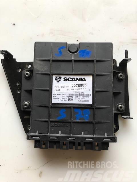 Scania ECU GMS 2278885 / 2559113