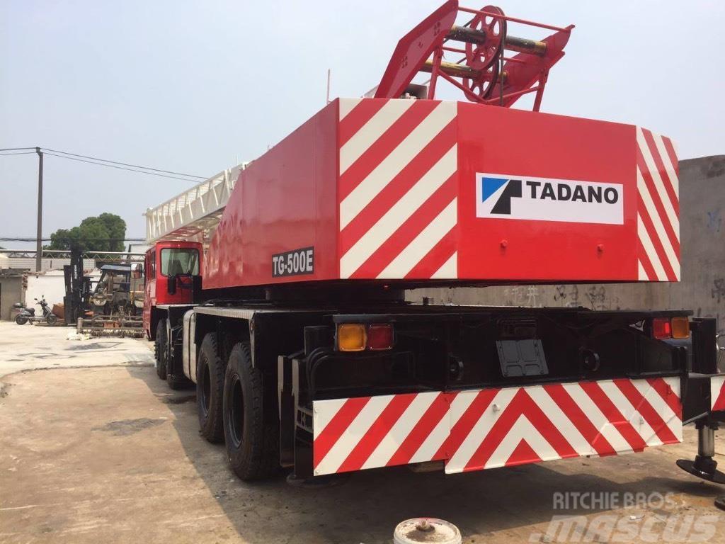 Tadano TG500E-5