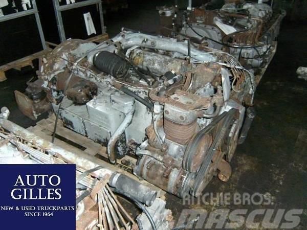 MAN D 2156 - D 2356 - 6 Zylinder D2156 - D2356 Motor