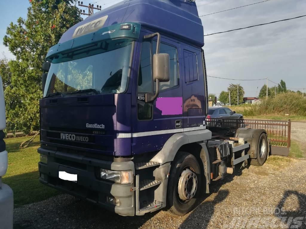 Iveco EUROTECH 440E43T 4x2 tractor unit