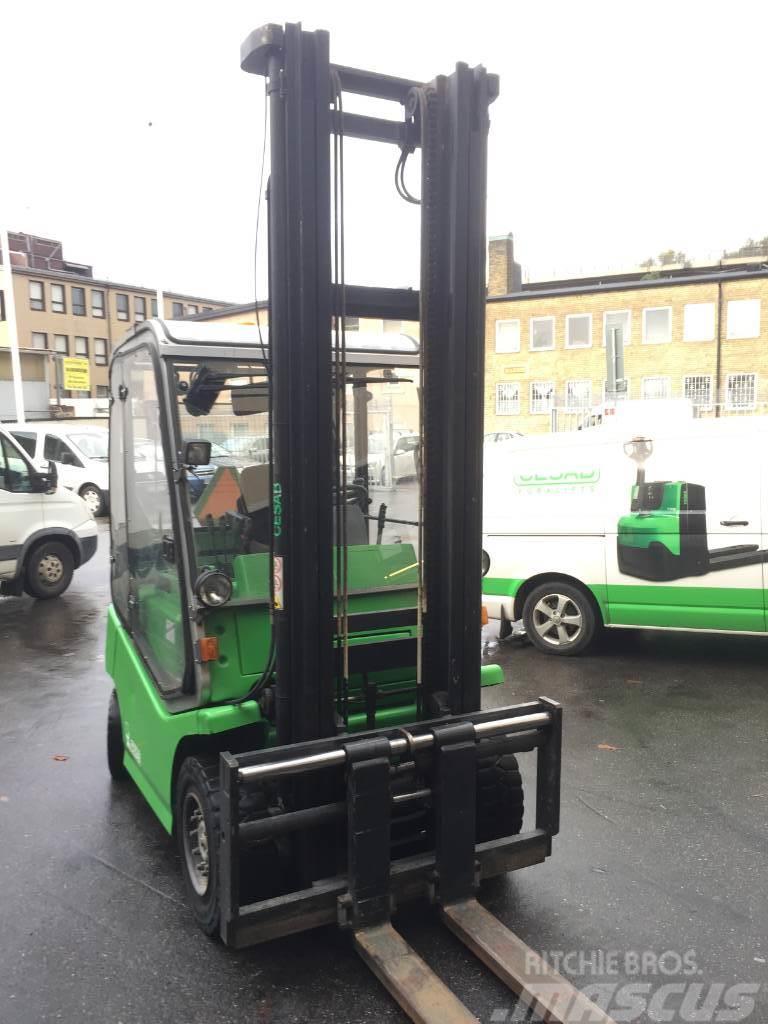 Cesab MAK 450 eltruck 4,5 ton