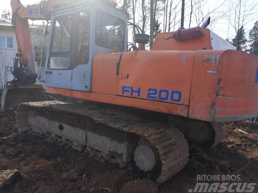 Fiat-Hitachi FH 200