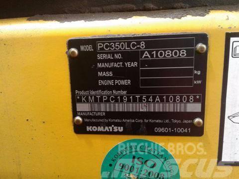 Komatsu PC 350 LC-8