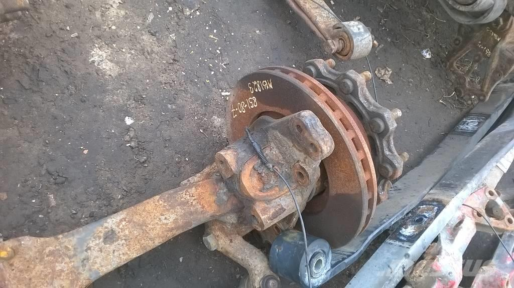 Mercedes-Benz ATEGO 1823 front axle