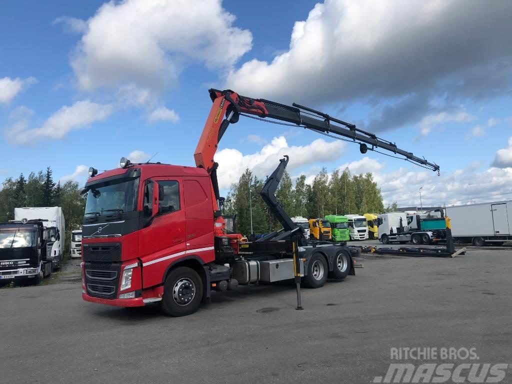 Volvo FH 13 500 6x2