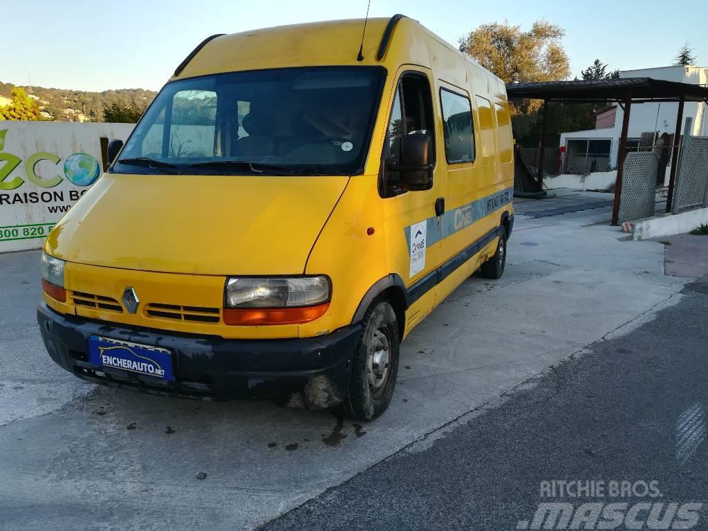 Renault Master 2.5 D 6 PLACES