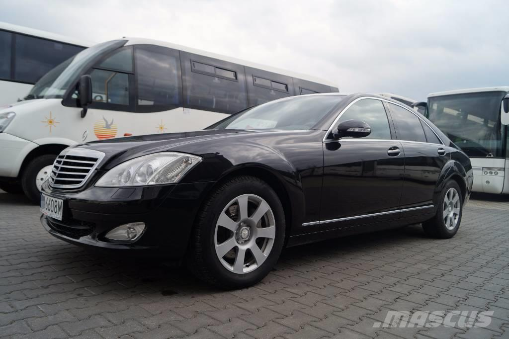 used mercedes benz s 320 cdi cars year 2007 price