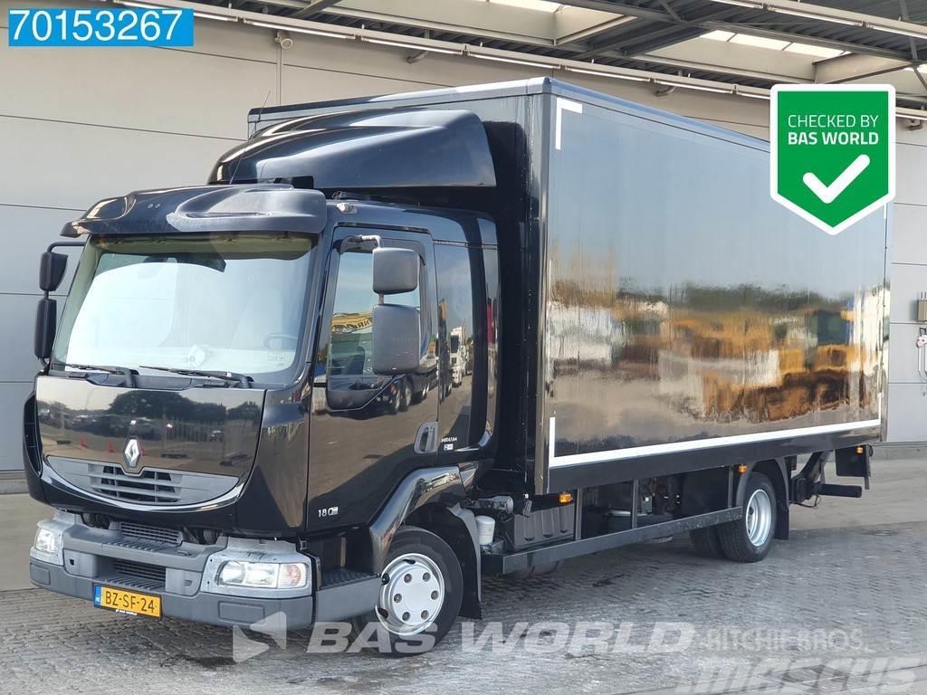 Renault Midlum 180 4X2 NL-Truck APK tot 27-05-2022 Ladebor