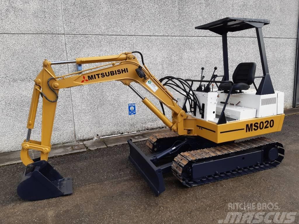 Mitsubishi MS020