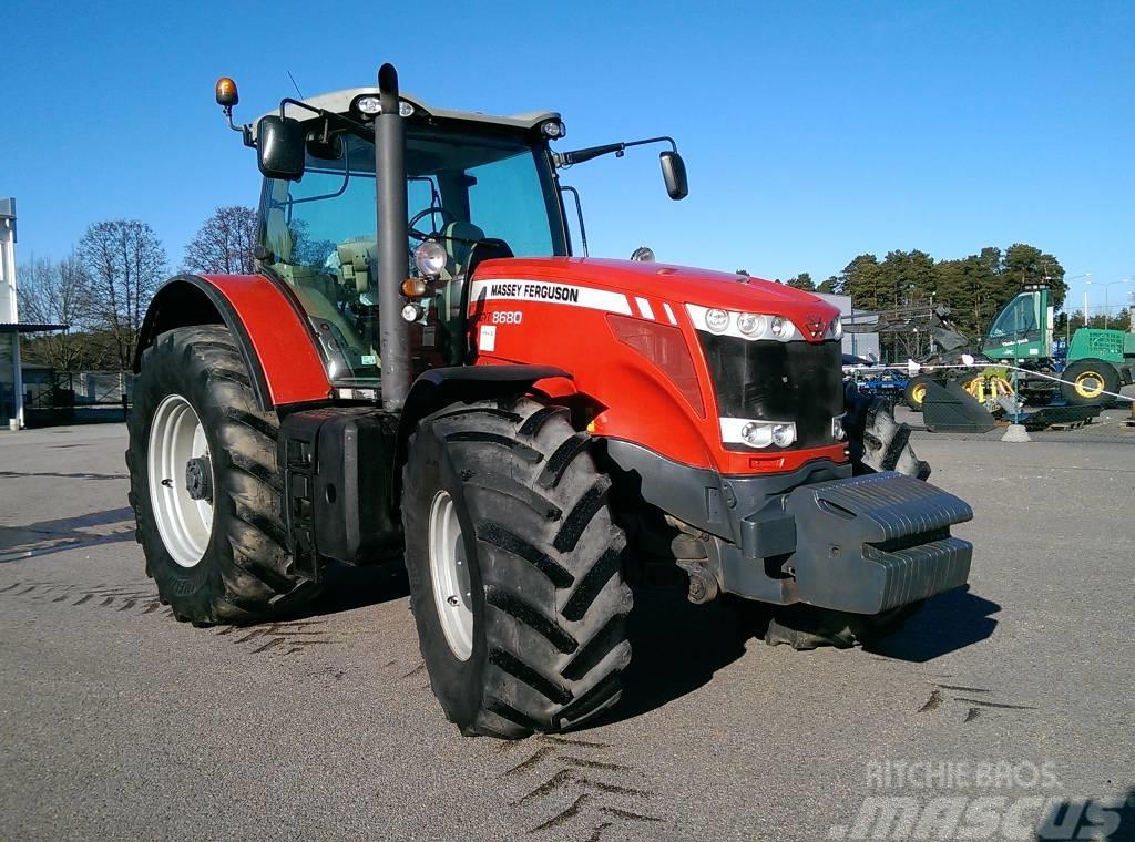 Massey Ferguson 8680