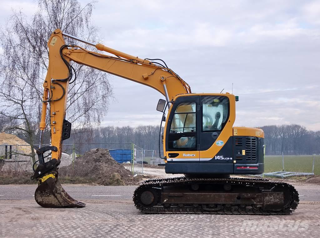 Hyundai Robex 145 LCR-9 (Excellent condition!)