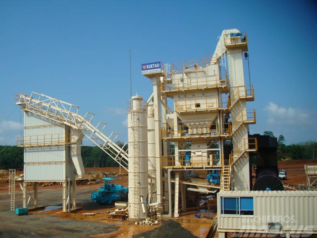 Xuetao Асфальтобетонные заводы-AMP2000