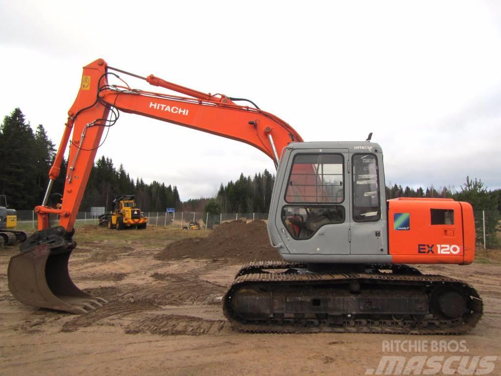 Hitachi EX 120-2