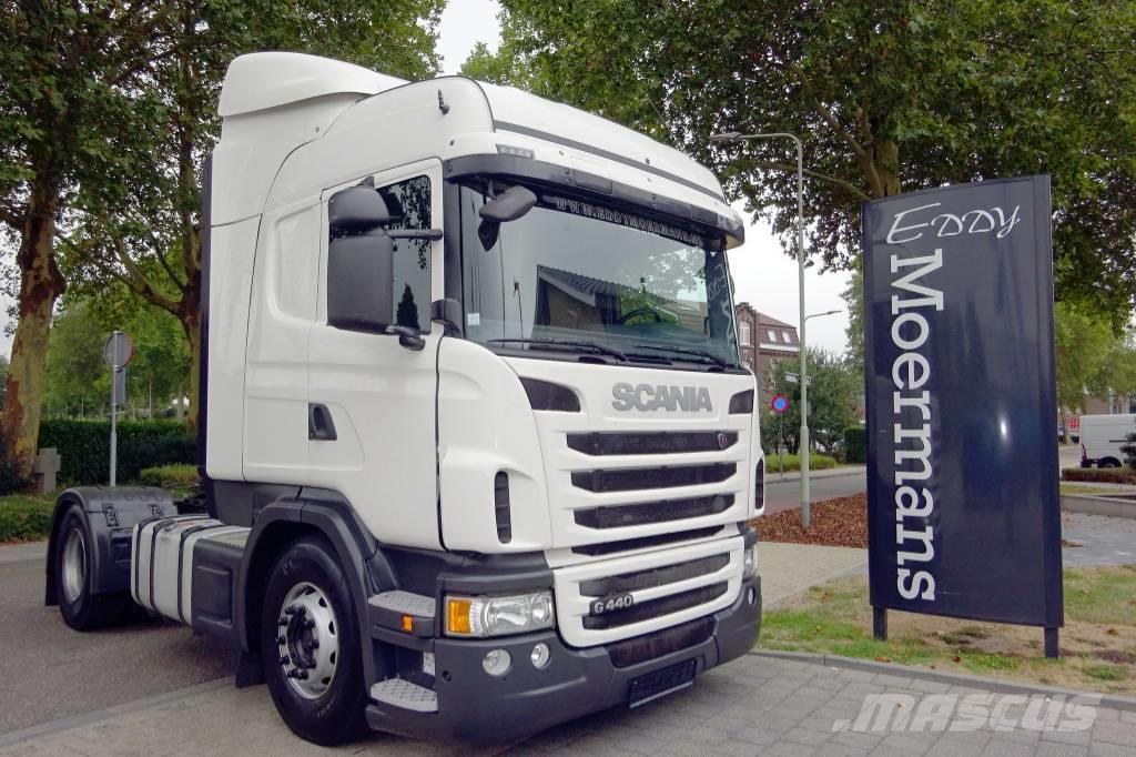 Scania G440 Highline