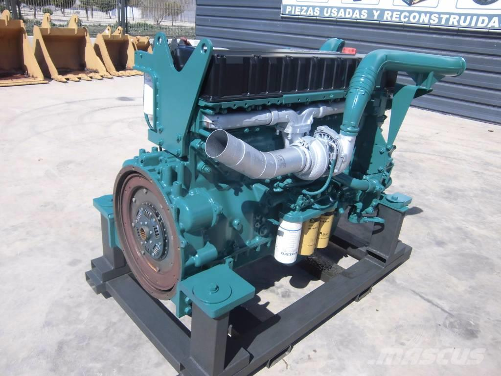 Used Volvo Ec460blc Engines For Sale Mascus Usa