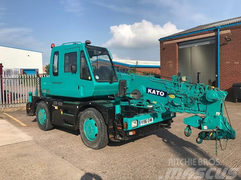 Kato 10 Ton City Crane
