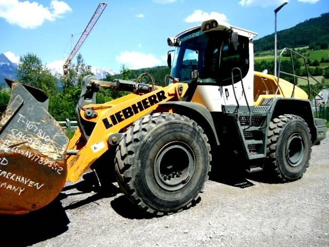 Liebherr L 556 /2014/1900 hours - just for sale out of EU!!