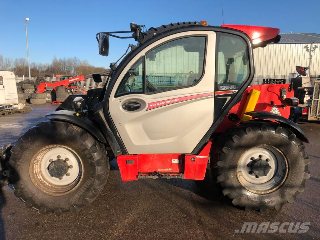 Manitou MLT 635 PS