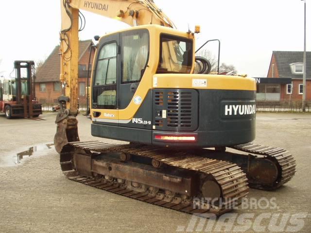 Hyundai 145 LCR-9