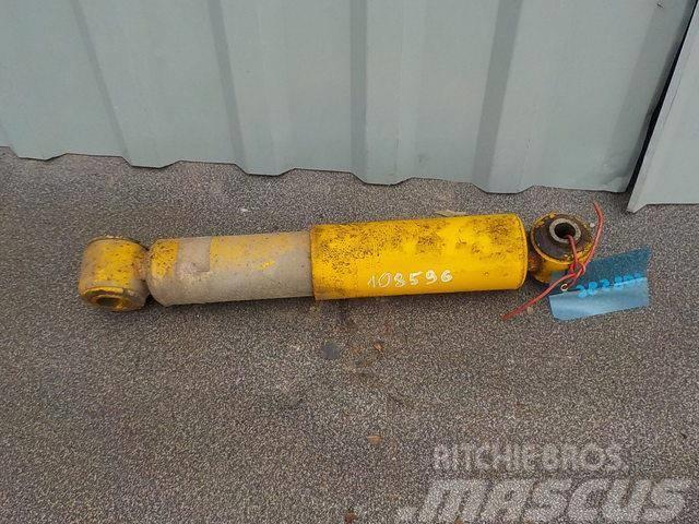 MAN TGA Rear shock absorber 81437016944 BK9500696 9002