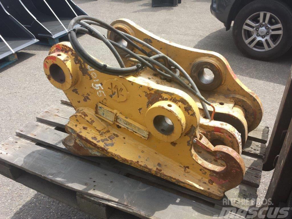 Wimmer Gebruikte hydraulische snelwissel WIMMER