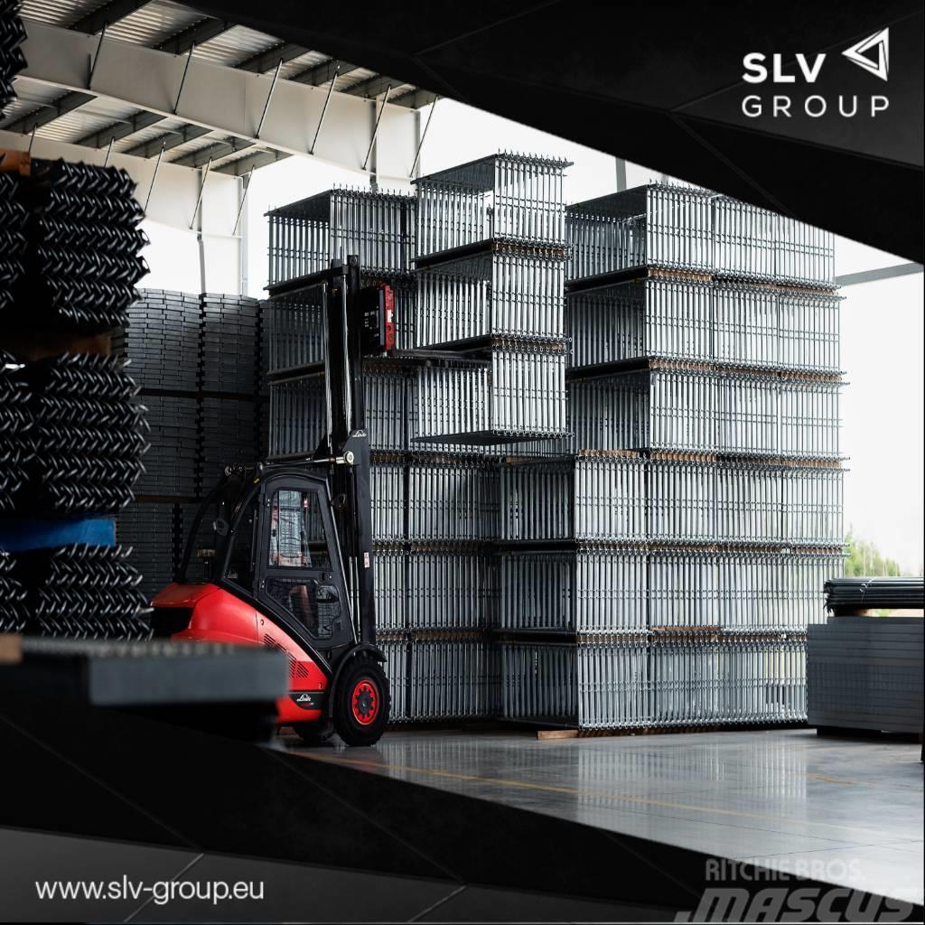 [Other] SLV GROUP 500 m2 Gerüst Fassadengerüst Stahl