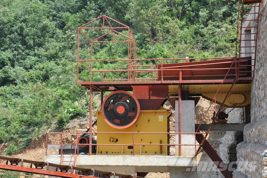 Liming 200-280tph hard stone crushing