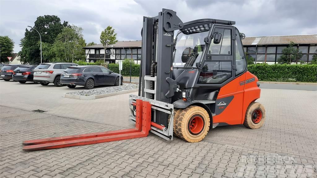 Linde E80/600 neuwertig only 342 hours