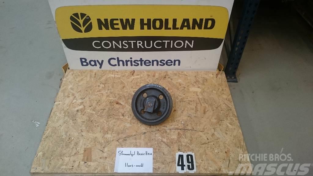 Hanix H15A Komplet strammehjul