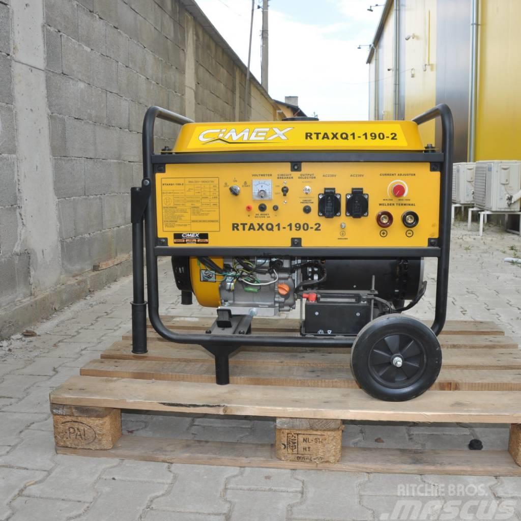 [Other] Welding Generator CIMEX RTAXQ1