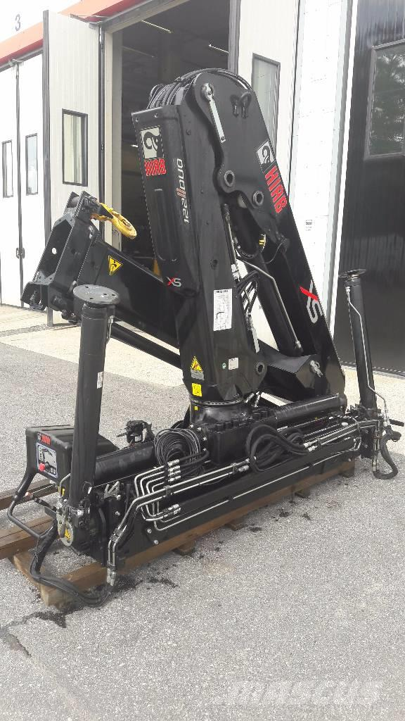 Hiab XS 122 B-1 Duo