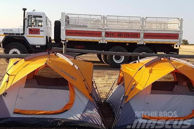 Samil Off Road Truck Rentals 4x4 / 6x4 / 6x6
