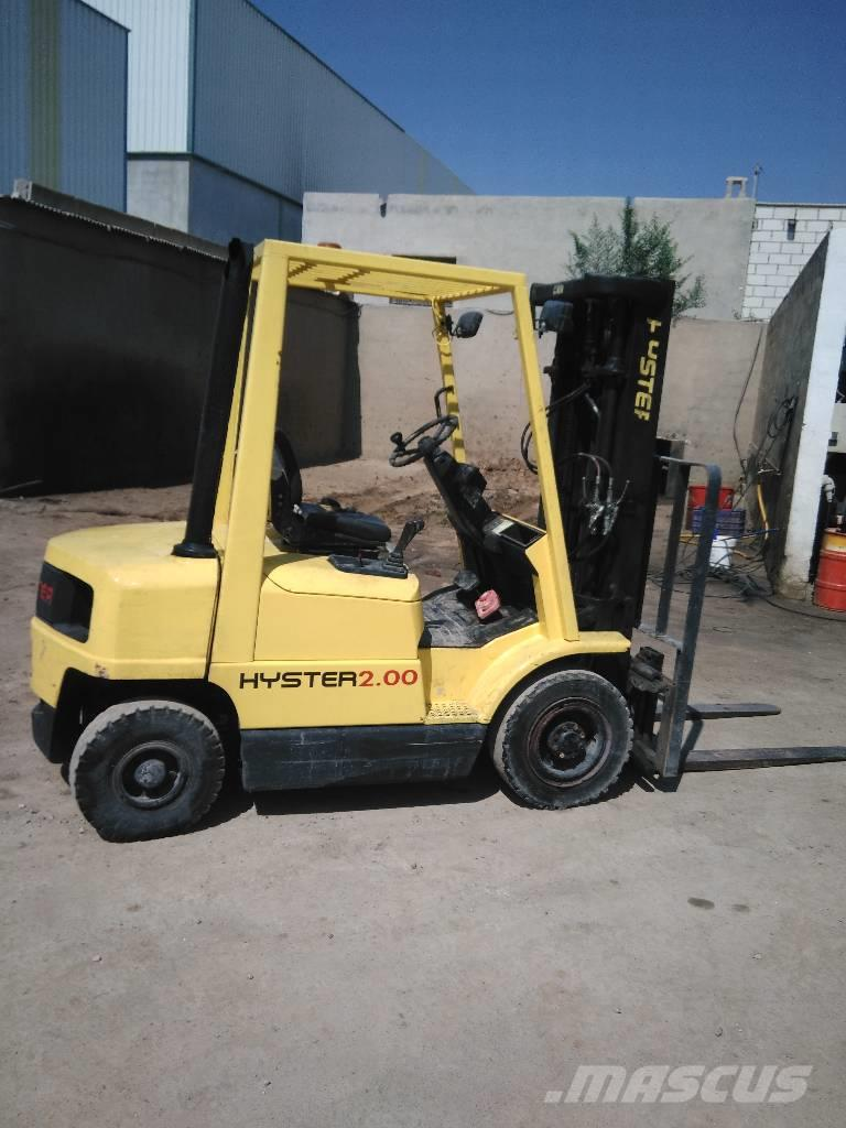 Hyster H 2.00 XM
