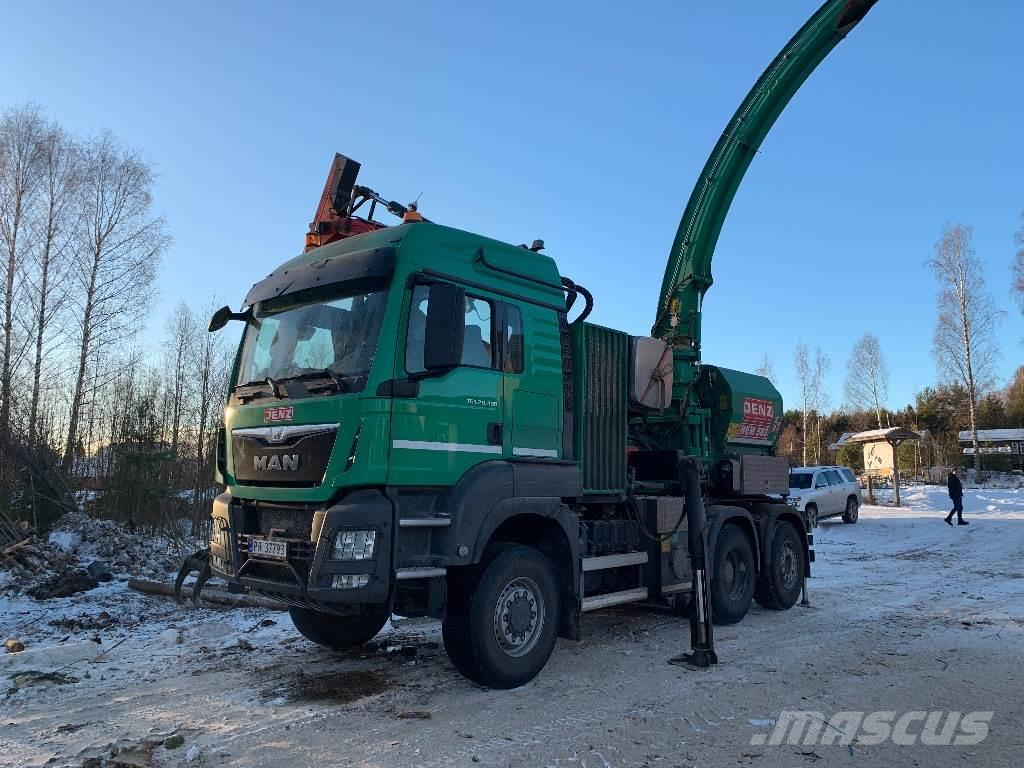 Used Jenz Chipper truck delimbers Year: 2016 for sale