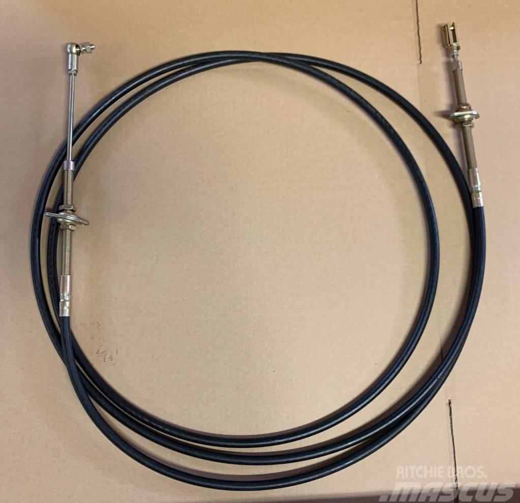 Deutz-Fahr Kabel - Tröska - 06260391