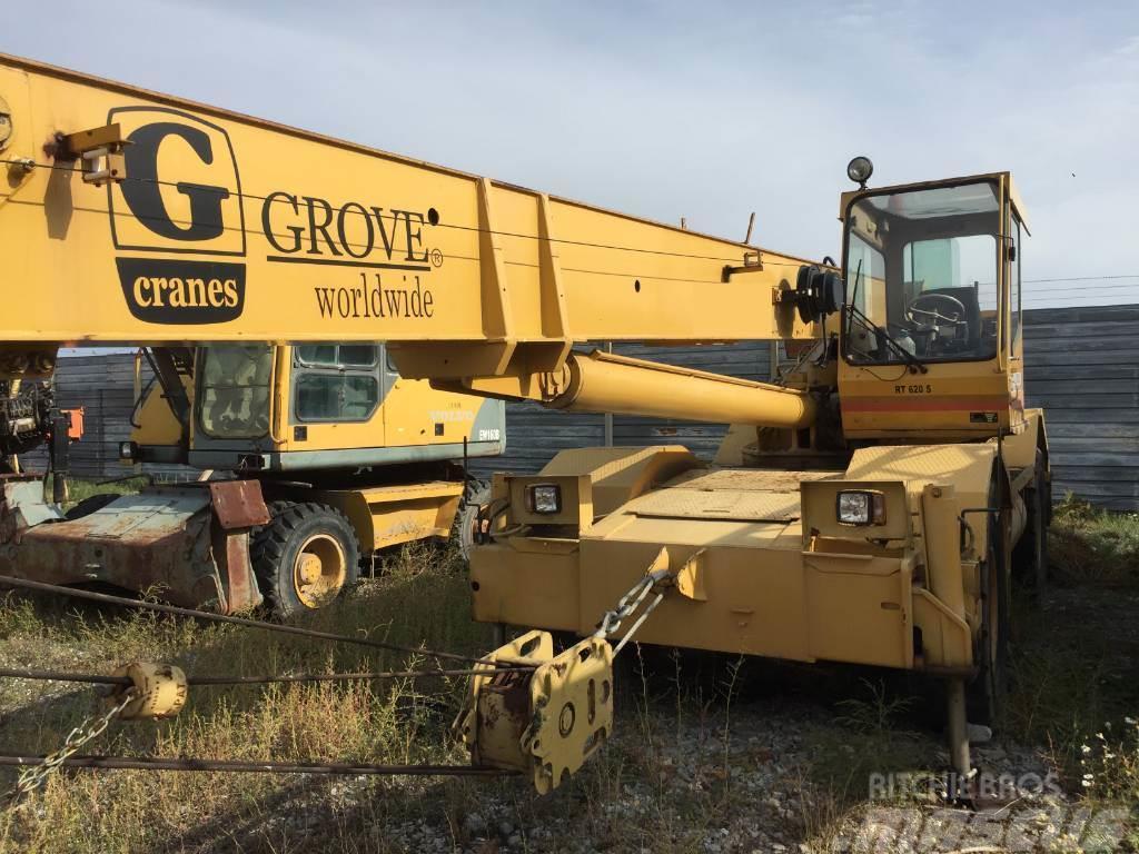 Grove RT 620 S