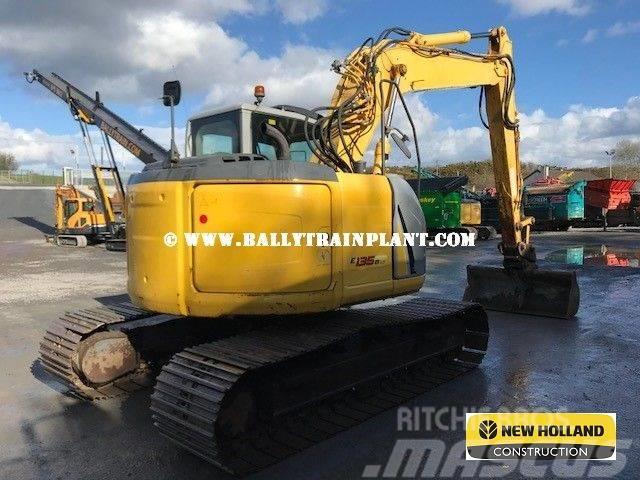 New Holland E135BSR-2 (2010) £35,000
