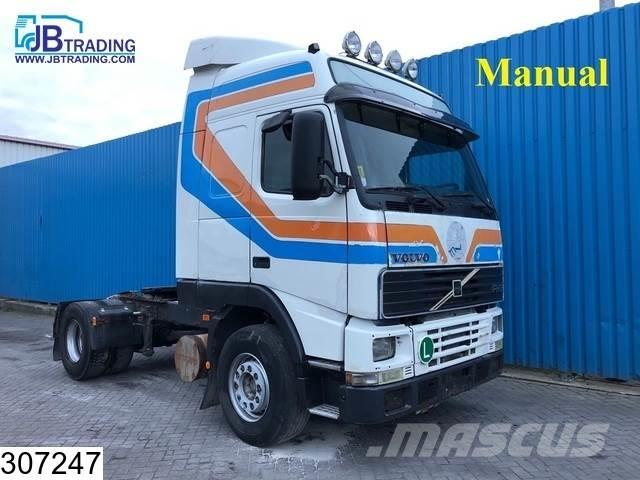 Volvo FH12 380 Manual, Airco, Analoge tachograaf, 2 x PT
