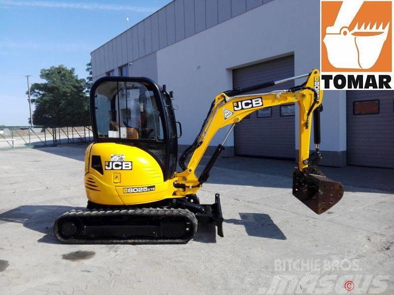 JCB 8025 ZTS