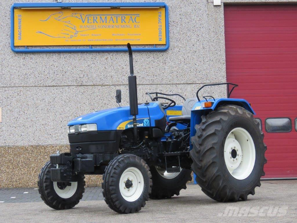 New Holland TT75