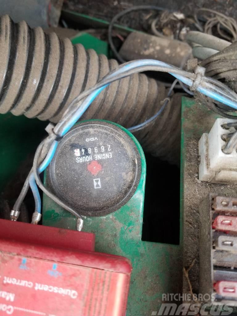 Timberjack 1110C Bogie Bearing
